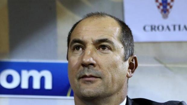 Igor Stimac fue seleccionador de Croacia.