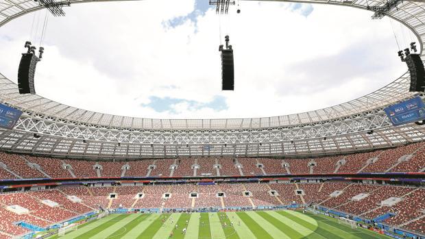 Estadio de Luzhniki