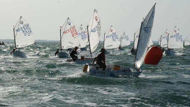 El resultado de la regata será clasificatorio para el ránking andaluz.