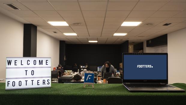 Oficina de Footters