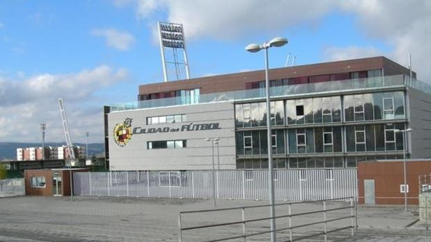 Sede de la Federación Española de Fútbol en Las Rozas