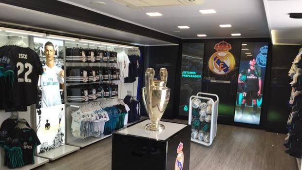 La Champions en el Roadshow del Real Madrid