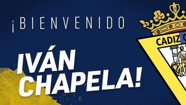 El jugador procede del Málaga CF Juvenil
