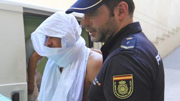 Jan Ullrich, durante su detención