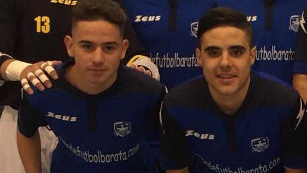 Juanchito e Iván serán nuevos jugadores del Inter Movistar