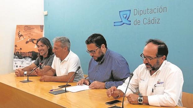 Presentación de la Spain Kiteboarding League de Tarifa