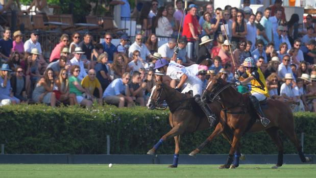 El partido entre elMB Polo y el Marqués de Riscal