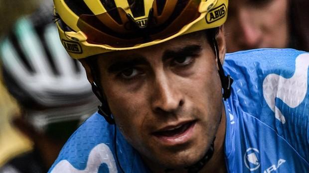 Mikel Landa, durante el Tour de Francia 2018