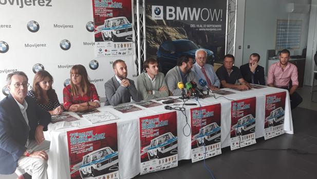 La Sierra de Cádiz acogerá la 22 edición de rallye.