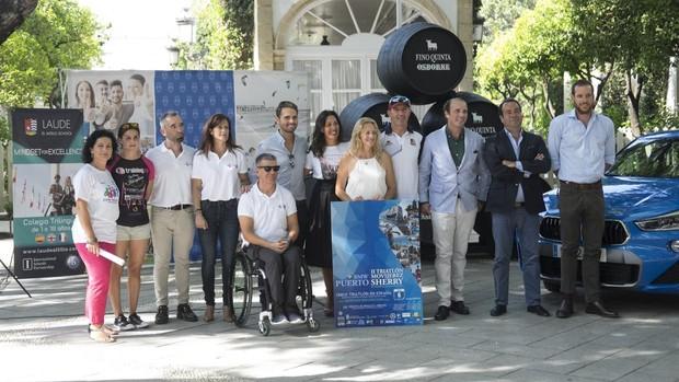 La competición se presentó en las Bodegas Osborne, que están situadas en El Puerto de Santa María.