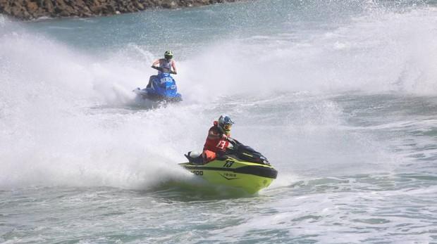 La competición se celebró el pasado fin de semana en las aguas de la Bahía de Cádiz.