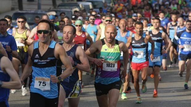 La Media Maratón Bahía de Cádiz celebrará su XXXIII edición.