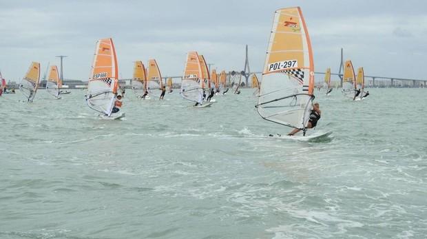 La competición se celebrará en las aguas de la Bahía de Cádiz.