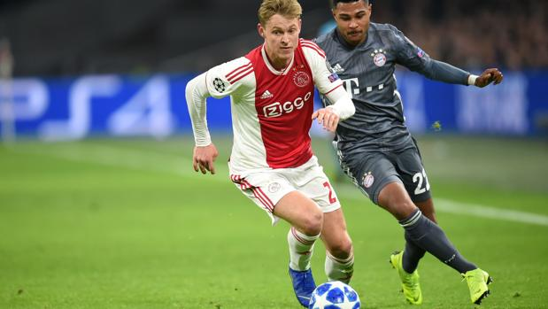 Así juega el Ajax, rival del Real Madrid en octavos