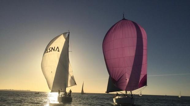 La competición se celebró en las aguas de la Bahía de Cádiz.