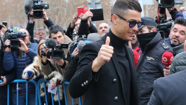 Cristiano logra sustituir los dos años de cárcel por una multa de 365.000 euros