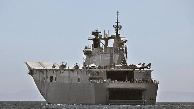 El buque Juan Carlos I de la Armada Española será el escenario de la cita.