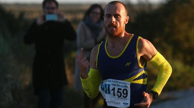 Luis Manuel Quintero ganó la VII Media Maratón de Los Toruños.