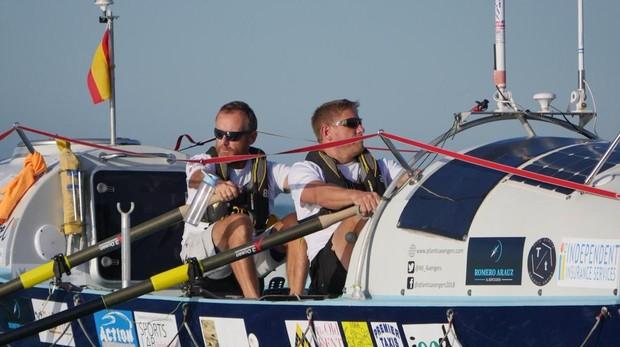 Atlantic Avengers salió desde Cádiz y ha sido un éxito mayúsculo.