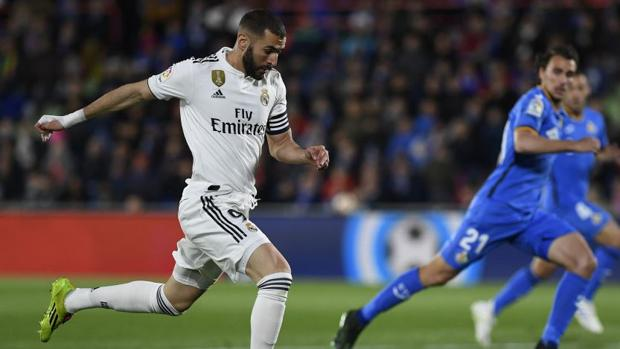 Getafe Real Madrid: Real Madrid En Directo