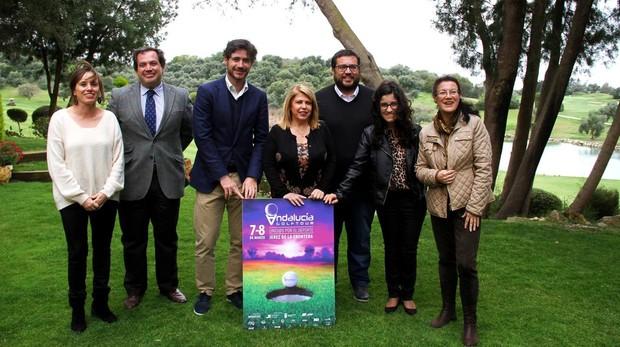 La presentación de la competición tuvo lugar en las instalaciones de Barceló Montecastillo Golf Resort.