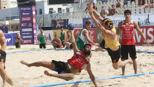 El Arena 1.000 Cádiz tendrá lugar en la gaditana playa de La Victoria.