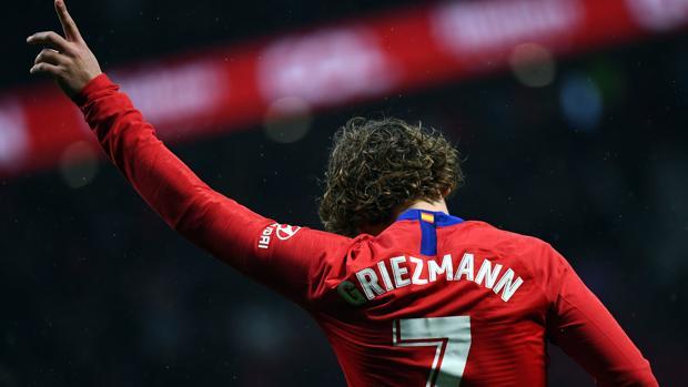 La intrahistoria del portazo de Griezmann al Atlético