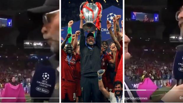 Pases taurinos tras la victoria del Liverpool en la Champion