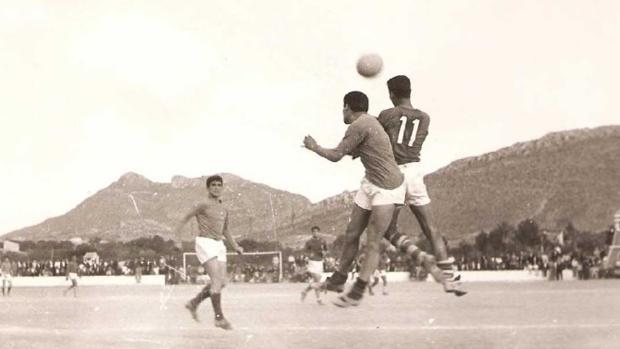 La hazaña del Abarán, el primer pueblo de menos de 10.000 habitantes que jugó en Segunda división