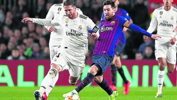 Competición da a Barcelona y Real Madrid hasta el lunes por la mañana para fijar una nueva fecha