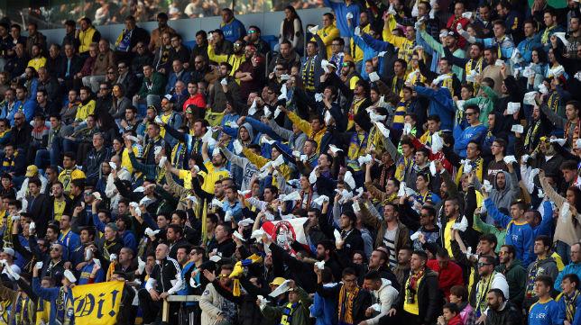 Los abonados cadistas tienen un buzón a su disposición en el estadio Carranza