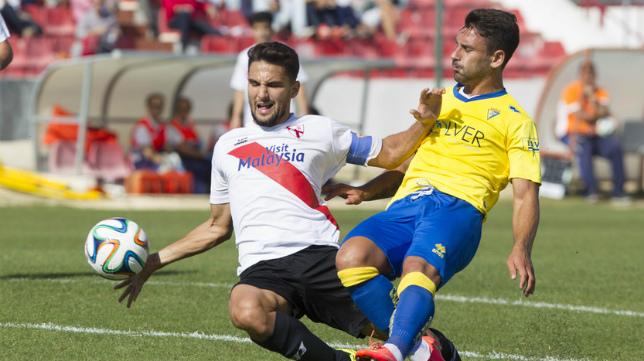 El Cádiz volverá a la Ciudad Deportiva sevillista el domingo 22 de noviembre