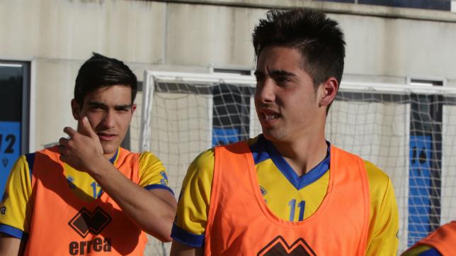 Pepe Castaño triunfa en la cantera del Villarreal