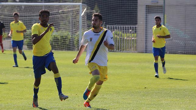 El Cádiz CF B desciende y militará la próxima temporada en la Primera Andaluza