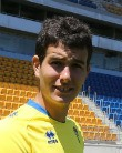 Aitor Arregi, defensa central del Cádiz CF