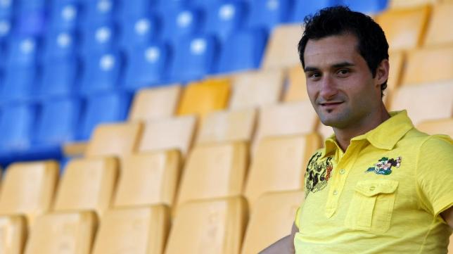 Daniel Cifuentes 'Cifu', exjugador del Cádiz CF.