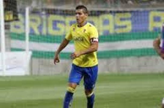 Josete, capitán del Cádiz CF hasta el pasado 30 de junio, espera noticias para conocer su futuro