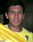 Nacho Navarrete, centrocampista del Cádiz CF.