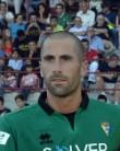 Oinatz Aulestia, portero del Cádiz CF