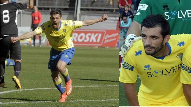 Óscar Rubio, lateral derecho del Cádiz CF