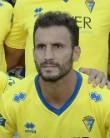 Servando Sánchez, defensa central del Cádiz CF