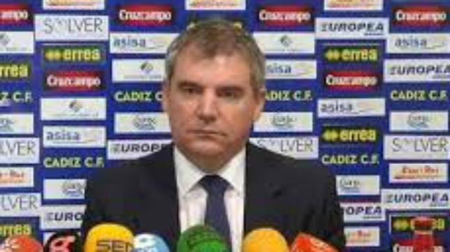 Vizcaíno y el Cádiz CF, a la espera de noticias en el 'Caso Cheryshev'