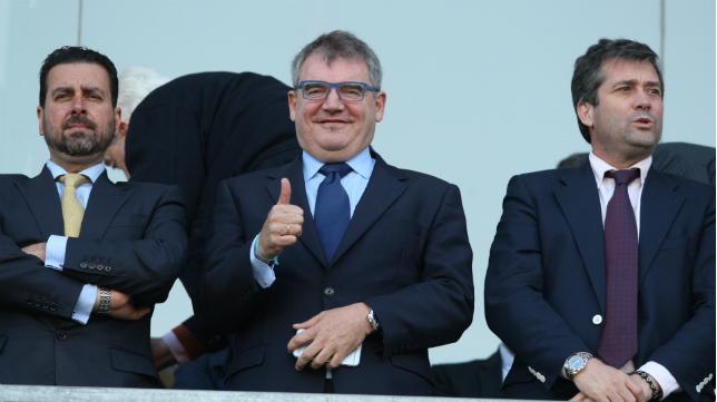 Manolo Vizcaíno y los suyos han cumplido, y el Cádiz CF ha evitado el descenso a Tercera