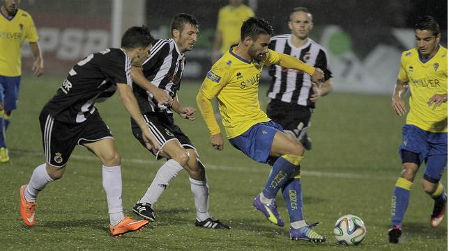 Cádiz CF y Balona vuelven a estar presentes en la primera ronda de la Copa del Rey