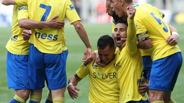 El Cádiz CF ha completado una gran temporada regular