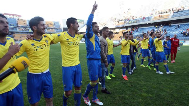 El Cádiz CF tiene un objetivo claro y definido: subir a Segunda