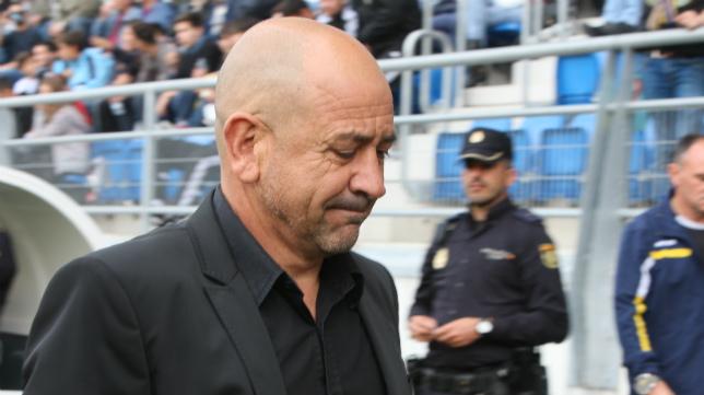 Claudio Barragán podría no seguir en el Cádiz CF