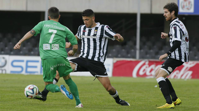 El Cartagena podría salir con una defensa formada por 5 jugadores