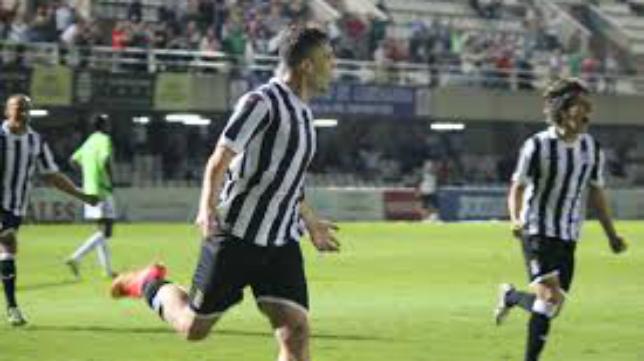 Chus Hevia es el mejor jugador del Cartagena