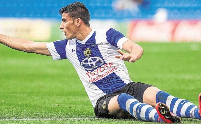 El Hércules será el rival del Cádiz CF